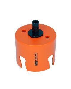Mandrex SuperXcut TCT Gatzaag 92mm 60mm diep met Quick Adapter