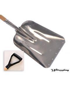 Aluminium graanschop (100cm) KD-steel