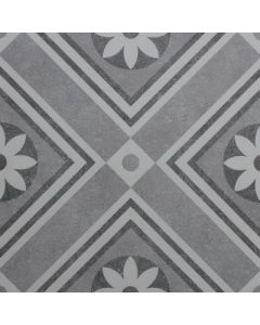 Ceramiton Fiorde designo (flower) 60x60x3 cm