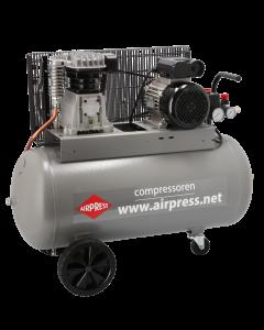 Compressor HL 375-100 10 bar 3 pk 231 l/min 90 l