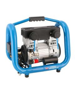 Stille Olievrije Compressor LMO 4-170 8 bar 1.5 pk 136 l/min 4 l