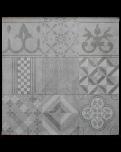 Ceramiton Mosaïc grey 60x60x3 cm