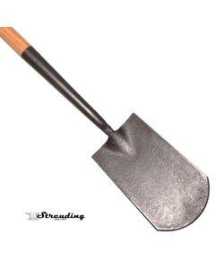 Zwanenhals Spade Onyx (75 cm spadesteel)