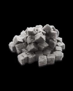 Urbanscape Green Cubes 2x2cm - 20l/2 kg zak