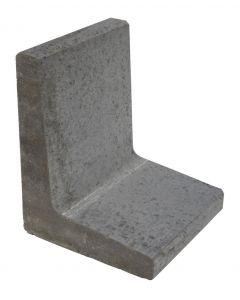 L-element Grijs 50x40x40 cm