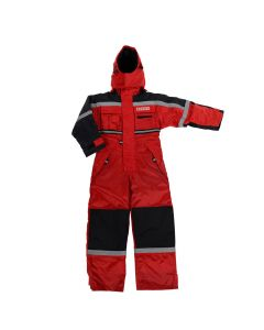 Thermo junior winter overall (Red)