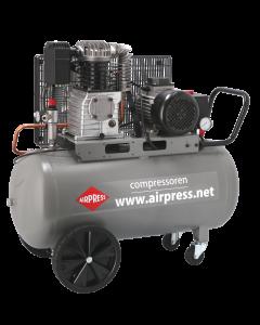 Compressor HK 425-100 10 bar 3 pk 280 l/min 100 l