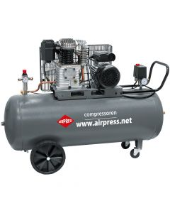 Compressor HL 425-150 10 bar 3 pk 280 l/min 150 l