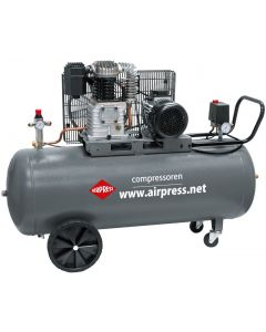 Compressor HK 425-150 10 bar 3 pk 280 l/min 150 l