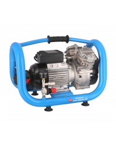 Stille Olievrije Compressor LMO 5-240 10 bar 1.5 pk 192 l/min 5 l