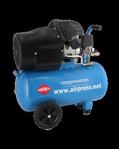 Compressor HL 425-50 8 bar 3 pk 317 l/min 50 l