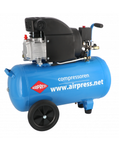 Compressor HL 275-50 8 bar 2 pk 130 l/min 50 l